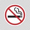 No Smoking Sign 03240