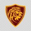 Lion Emblem 03288
