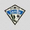 Samoa Surfing Souvenir Memorabilia 03342