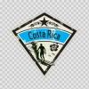 Costa Rica Surf Souvenir Memorabilia 03344