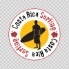 Costa Rica Surfing  Souvenir Memorabilia 03350