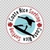 Costa Rica Surfing Souvenir Memorabilia 03353
