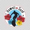 Hawaii Surf Souvenir Memorabilia 03354