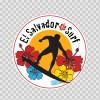El Salvador Surfing Souvenir Memorabilia 03364