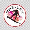 Costa Rica Surfing Souvenir Memorabilia 03367