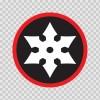 Martial Arts Ninja Star 03804