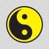 Martial Arts Yin And Yang 03819