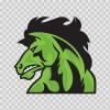 Power Green Horse 04369