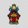 Traditional Chinese Illustration Figure 04495