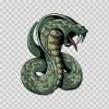 Monster Snake Cobra 04678