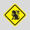 Royal Heraldic Lion 06169