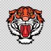 Tiger Head 06326