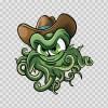 Westen Green Octopus 06356