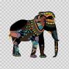 Ethnic Indian Elephant 06416