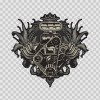 Engineering Emblem 08351