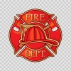 Fire Department Sign 11318