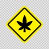 Cannabis Sign 11414