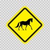 Royal Horse Sign 11437