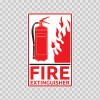 Fire Extinguisher Sign 11715