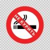 No Smoking Sign 11819