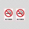 No Fumen 12409