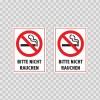 Bitte Nicht Rauchen 12412