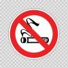 No Smoking Sign 12459