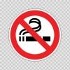 No Smoking Sign 12461