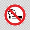 No Smoking Sign 12468