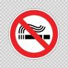 No Smoking Sign 12469