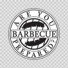 Barbecue Party Sign 12903