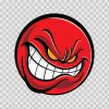 Red Ball Smiling 13397