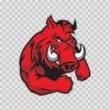 Razorback Mascot 13864
