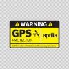 Aprilia Is Gps Protected 14094