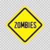 Zombies Area 15886