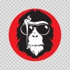 Monkey Mafia Cigar Sunglasses 26522